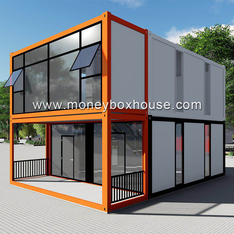 2019 affordable prefabricated steel frame modular insulated cold formed portal buildings