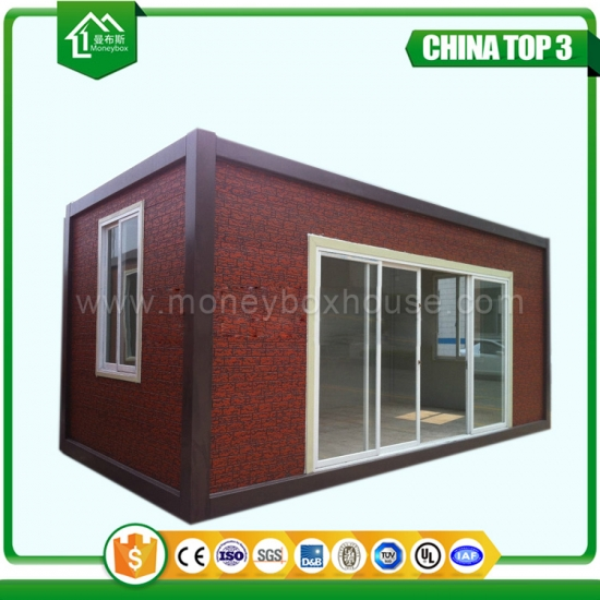 kaufen sie modulares fertighaus container haus home kosteng nstigste 20ft 40ft flachgeh use. Black Bedroom Furniture Sets. Home Design Ideas