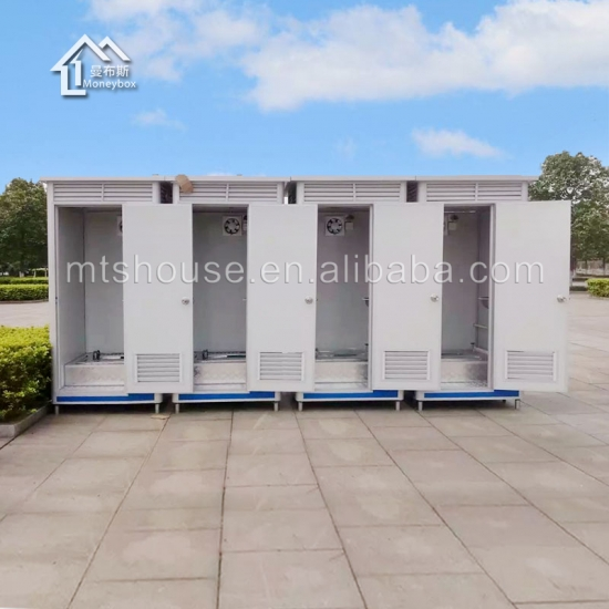 china prefabricated toilet unit manufacturer